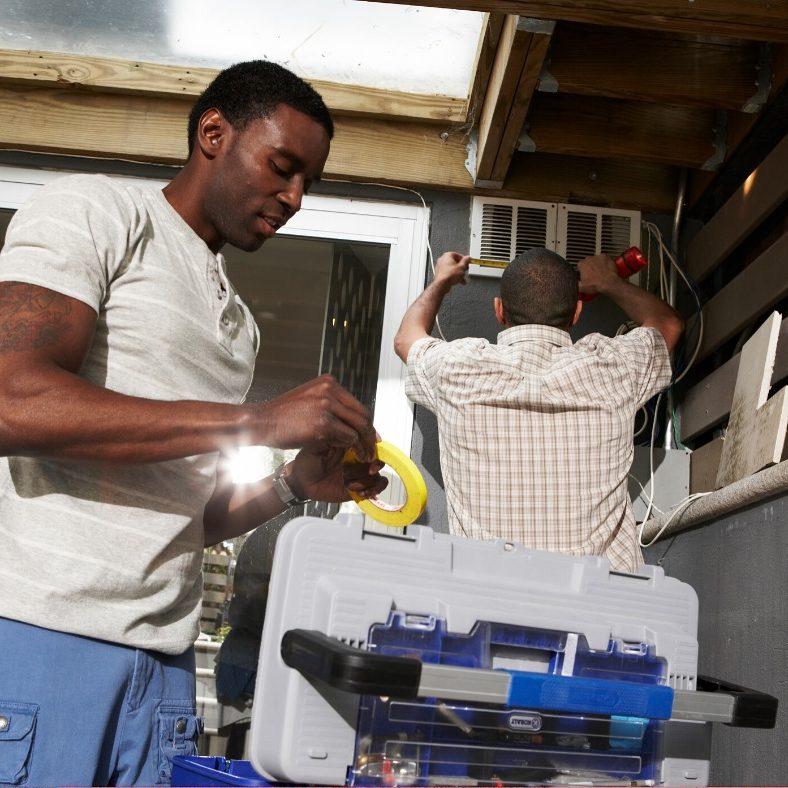 Black Repairmen